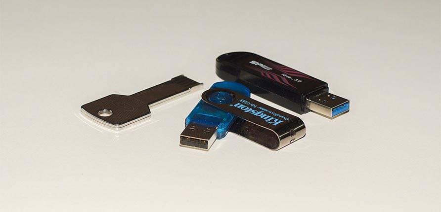 USB-флеш накопичувачі