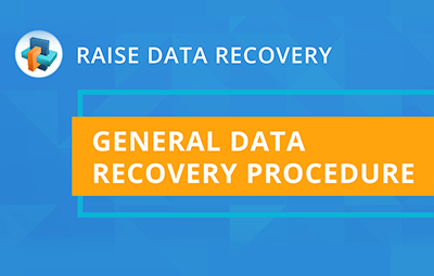 Використання Raise Data Recovery