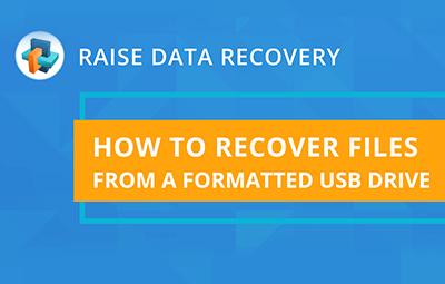 Відновлення файлів, втрачених з USB-флеш накопичувача